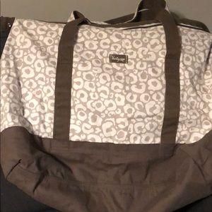 Retro-Metro Weekender Bag